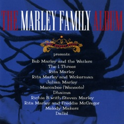 Various Artists - The Marley Family Album (1995)
