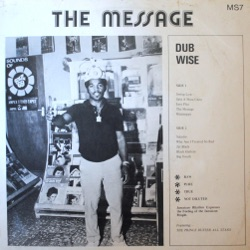 Prince Buster - The Message Dubwise (1972)