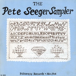 Pete Seeger - The Pete Seeger Sampler (1954)