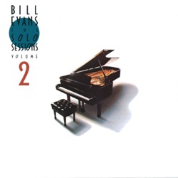 Bill Evans - The Solo Sessions, Vol. 2 (Remastered) (1992)