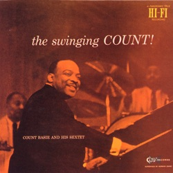 Count Basie - The Swinging Count! (1956)
