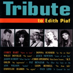 Various Artists - Tribute to Edith Piaf (1993)