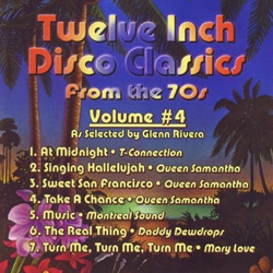 Various Artists - Twelve Inch Disco Classics from the '70s, Vol. 4 (2011)
