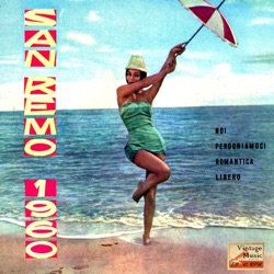 Jimmy Fontana - Vintage Pop No. 170 - EP: San Remo 1960 - EP (1960)