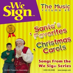 Various Artists - We Sign Singers: Christmas Carols and Songs (2005)