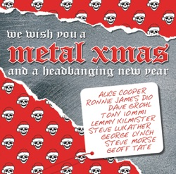 Various Artists - We Wish You a Metal XMas... and a Headbanging New Year! (2008)
